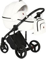 Детская универсальная коляска Adamex Luciano Deluxe 2 в 1 (Q109) -