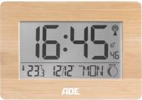 Метеостанция цифровая ADE CK1702 (Bamboo) -