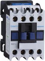 Контактор Chint NC1-1210 12А 24В/АС3 1НО 50Гц (R) / 221364 -