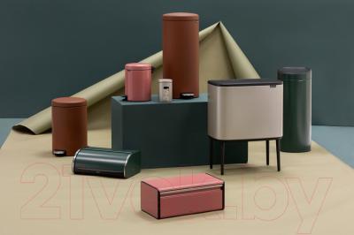 Набор емкостей для хранения Brabantia 335341 (3шт, стальной матовый)