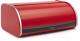 Хлебница Brabantia 484001 (пламенно-красный) -