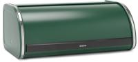 Хлебница Brabantia 304767 (зеленая сосна) -