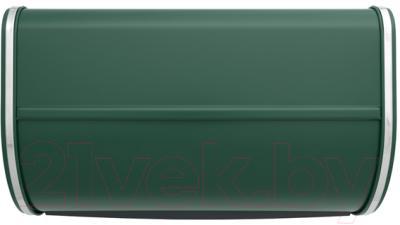 Хлебница Brabantia 304767 (зеленая сосна)