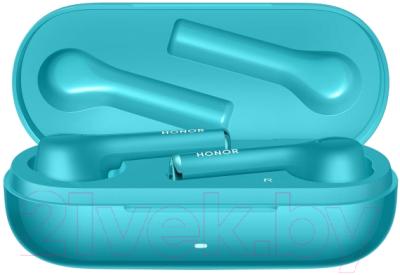 Беспроводные наушники Honor Magic Earbuds Robin Egg Blue (WAL-AT020)