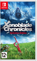 Игра для игровой консоли Nintendo Switch Xenoblade Chronicles: Definitive Edition -