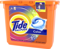 Капсулы для стирки Tide Color (23x22.8г) -