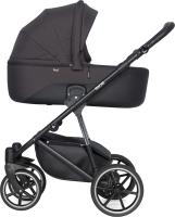 Детская универсальная коляска Riko Side 3 в 1 (05/Anthracite) -