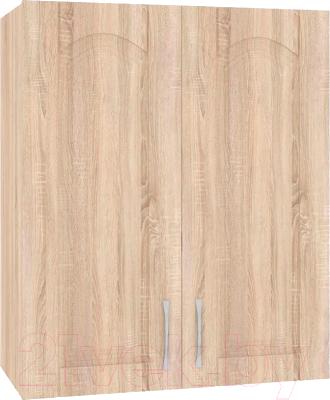 Шкаф навесной для кухни Кортекс-мебель Корнелия Ретро ВШ60