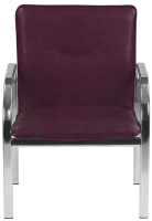 Секция стульев Nowy Styl Staff-1 Chrome (EV-11) -