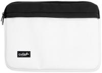 Чехол для ноутбука Vokladki Белый / 52008 (S, экокожа) -