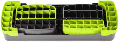 Степ-платформа Sundays Fitness IR97317 (черный/зеленый)