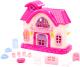Кукольный домик Полесье Сказка с набором мебели / 78261 -
