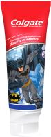 Зубная паста Colgate Защита от кариеса 6+ Batman (75мл) -