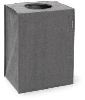 Корзина для белья Brabantia 120381 (темно-серый) -