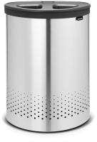 Бак для белья Brabantia 105029 (стальной матовый/темно-серый) -