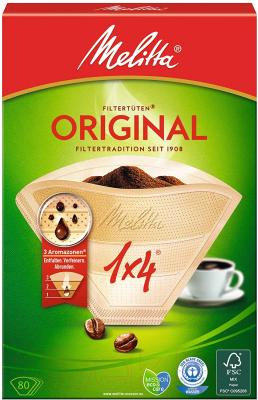 Фильтр для кофеварки Melitta 1X4/80 9ER
