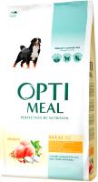 Корм для собак Optimeal Maxi с курицей (1.95кг) -