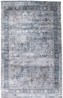 Ковер Milat Leda B011A-CREAM-BLUE (1.5x2.3) -