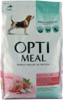 Корм для собак Optimeal Medium Adult с индейкой (1.95кг) -