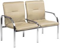 Секция стульев Nowy Styl Staff-2 Chrome (LE-F) -