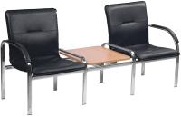 Секция стульев Nowy Styl Staff-2T Chrome (V-14) -