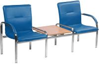 Секция стульев Nowy Styl Staff-2T Chrome (V-15) -
