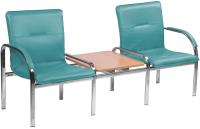 Секция стульев Nowy Styl Staff-2T Chrome (V-20) -