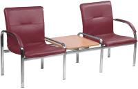 Секция стульев Nowy Styl Staff-2T Chrome (V-25) -