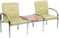 Секция стульев Nowy Styl Staff-2T Chrome (V-47) -