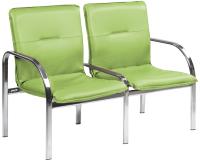 Секция стульев Nowy Styl Staff-2 Chrome (EV-12) -