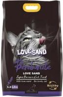Наполнитель для туалета Love Sand Лаванда / LS-003 (5л) -