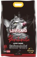 Наполнитель для туалета Love Sand Роза / LS-007 (5л) -