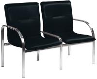 Секция стульев Nowy Styl Staff-2 Chrome (LE-A) -