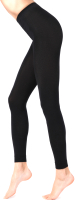 Леггинсы Conte Elegant Cotton Leggings 250 (р.2, nero) -