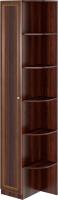 Угловое окончание для шкафа Rinner Беатрис М13 левый (орех/гепланкт) -