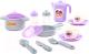 Набор игрушечной посуды Полесье Настенька / 79916 (на 2 персоны) -