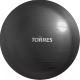 Фитбол гладкий Torres AL100185 (темно-серый) -