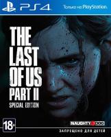 Игра для игровой консоли Sony PlayStation 4 Одни из нас: Часть II. Special Edition (русская версия) -