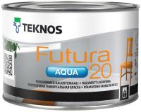 Краска Teknos Futura Aqua 20 Base 1 (450мл, белый) -