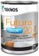Краска Teknos Futura Aqua 20 Base 3 (900мл, прозрачный) -