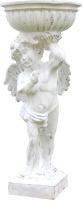 Фонтан скульптурный БЕТОНДизайн Ангел с чашей (0.9м) -