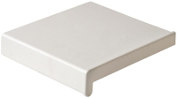 Подоконник Добрае акенца 200x800 (белый) -