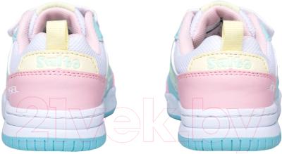 Кроссовки Jogel Salto / JSH105-K (р-р 29, розовый/мятный/желтый)