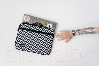 Чехол для ноутбука Vokladki Зиг Заг / 52003 (S)