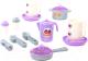 Набор игрушечной посуды Полесье Хозяюшка / 80134 (на 4 персоны) -