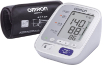 Тонометр Omron M3 Comfort (HEM-7134-ALRU) + адаптер -