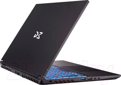Игровой ноутбук Dream Machines G1650-15BY50
