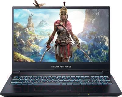 Игровой ноутбук Dream Machines G1660Ti-15BY55