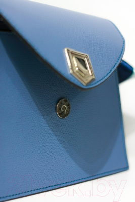 Сумка Borse in Pelle 61022 (голубой)