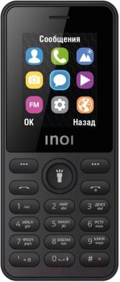 Мобильный телефон Inoi 109 (черный)